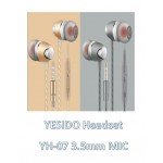 Ear Phones-YH-07