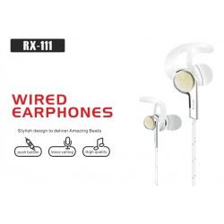 Wired Earphones RX-111