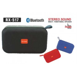 Bluetooth Stereo Sound Multi Functional Speaker-RX-517