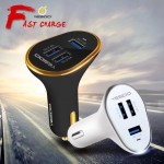 Yesido Car Charger Y-22 - 6.3A